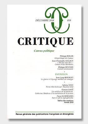 Critique-décembre-2018